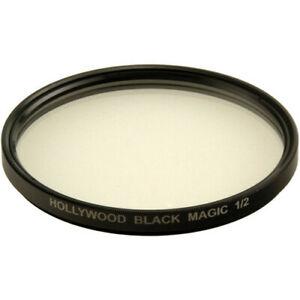 New Schneider Optics 82mm Hollywood Black Magic 1/2 Filter MFR # 68-091282