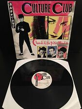 """Culture Club – Church Of The Poison Mind (Vinyl, 12"""" UK, 1983)"""