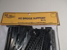 HO Micro- Engineering #80-175 HO BRIDGE SUPPORT BIGDISCOUNTTRAINS