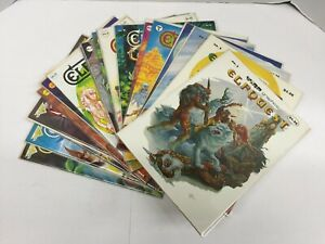 Elfquest #1-21 (1978-85) Pini COMPLETE RUN (#1-4 2nd Prints) 21 Issues FN+/VF