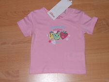 S.Oliver zuckersüßes T-Shirt Größe 50/56 /100% Baumwolle/ Rosa