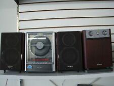 Sony CMT-EX200 Micro Mini Hi-Fi Component System w/Remote