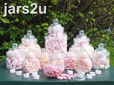 12 Jar Super Party Pack -jars2u -  2 Scoops and 100 Pink Sweet Bags- Parties etc
