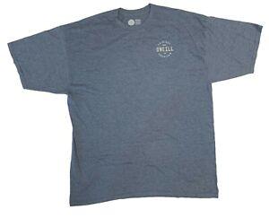 O'Neill Men's Short Sleeve T-Shirt- Navy Snare