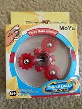 Fidget Spinners Three Balls Spinner Model 9945B USA Seller