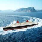 France Cruise Ship Toy Atlas 1/1250 RMS Transatlantic Boat Replica Alloy Model