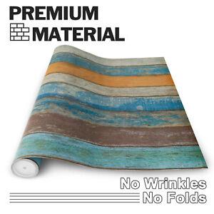 9.8ft Brick Grain Contact Paper Self Adhesive Wallpaper Stone Sticker Peel Stick
