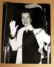 LILY PONS * PRESSEFOTO - PHOTO  STILL VINTAGE SOPRAN MUSIK SOPRANO 1957