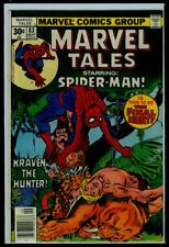 Marvel Comics MARVEL TALES #83 SPIDER-MAN vs Kraven The Hunter VFN/NM 9.0