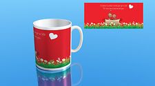 It Doesn't Matter Where You Go In Life Mug - Valentines day, love