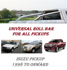 ISUZU Redeo D MAX 1999 18 Sport in Acciaio Inox Accessori ROLL BAR BL M251
