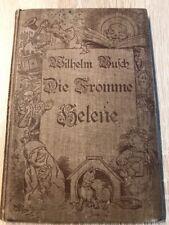 Wilhelm Busch, Die Fromme Helene, Verlag von Fr. Bassermann 1905
