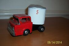 "Marx ""CIRCUS"" Truck & Trailer 1950's"
