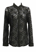 Lace Vintage Tops & Blouses for Women