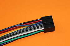 Wire Harness for Kenwood KDC-200U KDC-452U, 1 HARNESS (100% Copper) ONLY* NEW