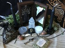 Witch Box Hecate Ritual Kit Goddess Pagan Witchcraft Wiccan Altar Supply Spell ©