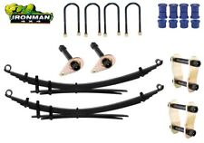 Ironman4x4 REAR LEAF SPRINGS TOYOTA HILUX 1997-2005 PERFORMANCE