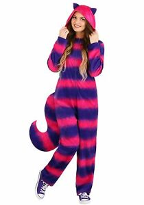 Adult Cheshire Cat One-Piece