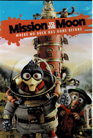 Mission To The Moon, (DVD, 2018), Animation, WS,NEW and sealed, FREE shipping!