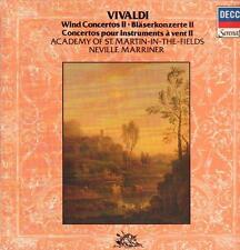 Vivaldi(Vinyl LP)Wind Concertos-Decca-414 324 1-Netherlands-VG/NM