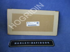 NEW HARLEY  Tour Pak Rear Lower Medallion Emblem Nameplate collectible USA MADE
