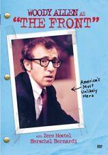 The Front - DVD - 1976 Woody Allen, Zero Mostel, Herschel Bernardi