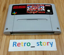 Super Nintendo SNES Super Street Fighter II PAL