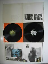 BEATLES WHITE ALBUM MINT VINYL RARE GERMAN 1.EDITION OWNED FROM NEW, PLAY GRADED
