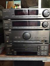 R 1167 Partie de Chaine HIFI PIONEER AP 710 avec Ampli CD Tuner