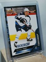 2016-17 Upper Deck Compendium Blue #867 Rookie RC Brandon Tanev Winnipeg Jets
