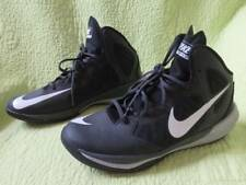 NIKE Prime Hype DF Basketball SHOES Sz 9.5 Gently Worn Indoors Only Men's Sports