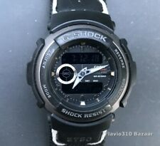 Casio G-SHOCK G-313MS (3750) Analog Digital 45mm Military watch - New Battery