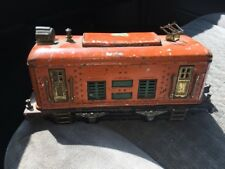 """Very Early Lionel Train Car, For """"0"""" Gauge Track"""