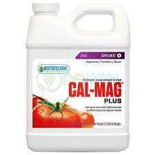 Botanicare Cal-Mag Plus Calcium Magnesium Iron Plant Nutrient 1 QT Quart / 32 oz