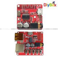 3.7-5V Mini Bluetooth 4.1 MP3 Player Lossless Decoder Board Micro USB TF SD Card