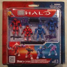 Mega Bloks Halo 97065 Versus: Snowbound Combat Unit 4 figures new in box