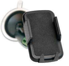 Für ZTE Axon 11 Auto KFZ Halterung Kugelgelenk grün schwarz HR Halter