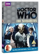 DR WHO 007 (1964) - THE SENSORITES - TV Doctor William Hartnell - NEW R2 DVD