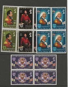 GUERNSEY - Generals 1969 MNH / Litle lot most MNH. NEW PRICE