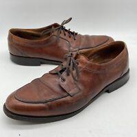 Allen Edmonds Colfax Brown Dress Shoes Sz 11.5 D