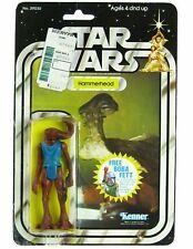 Vintage 1978 Kenner Star Wars 20 Back Hammerhead w/Boba Fett Offer MOC AFA It