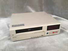 Panasonic Ag 6740 Time Lapse Video Cassette Recorder High Density Recording