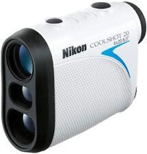 Nikon COOLSHOT 20 Golf Laser Rangefinder with Case