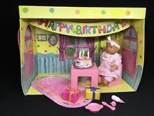 Mini Baby Born Zapf Happy Birthday Doll Puppe Geburtstag Torte