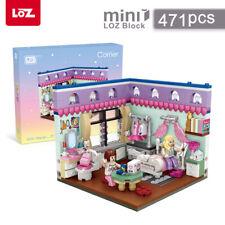 LOZ1902 Gebäude Bausteine Schlafzimmer 471PCS OVP Geschenk Bausätze Spielzeug