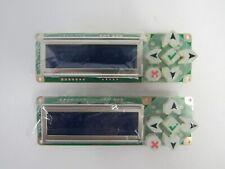 10x GTK Optoelectronics LCD Glass Display GTK-844TR6N2 6 Digits GAL CUFT M^3