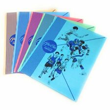 Pee-Chee All Season Portfolios Set Includes 5 Nostalgic Colored Folders