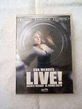 LIVE! Ascolti Record Al Primo Colpo Eva Mendez Film DVD