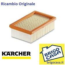 Kärcher Accessorio per Aspiratori WD ad - Filtro Plissettato Piatto (ych)