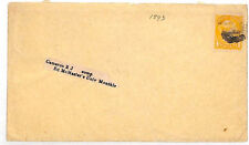 VV117 1893 Canada Cover {samwells-covers}